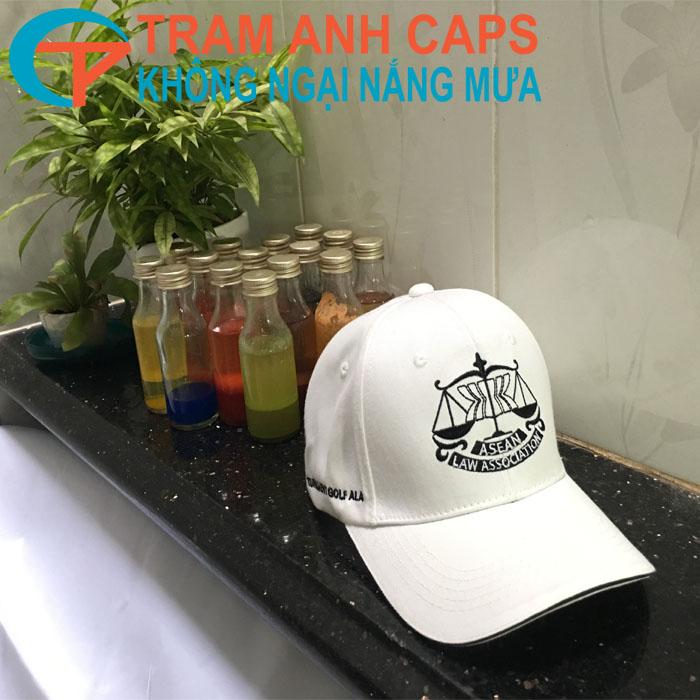 Mẫu nón ASEAN GOLF