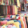 Five famous markets specialize in trading clothing raw materials in Ho Chi Minh City