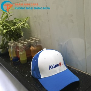 Advertising cap - Great design, qualitative product, impressive brand