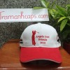Advertising cap - ANGOLA GOLF