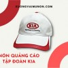 Advertising cap - KIA Korea's leading automobile manufacturer